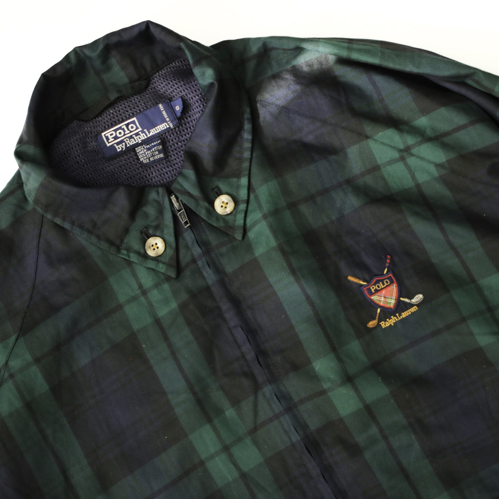 POLO RALPH LAUREN HARRINGTON JACKET (L) - Thrifty Towel