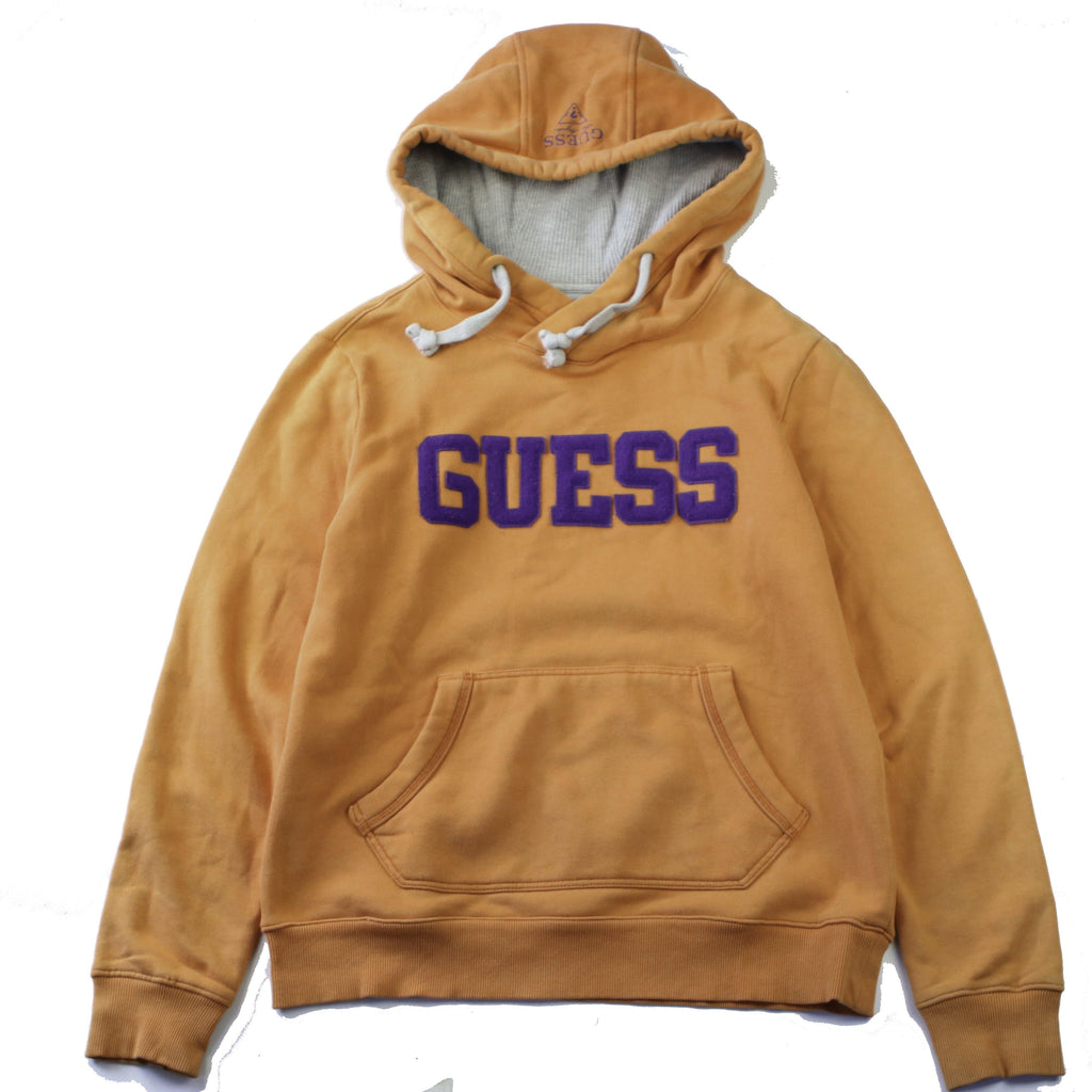 GUESS POPOVER HOODY - Thrifty Towel