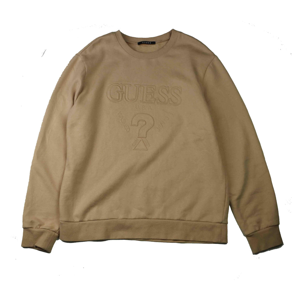 GUESS ORIGINALS CREWNECK - Thrifty Towel