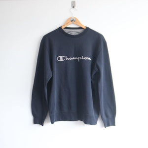 Vintage Champion Spell-Out Jumper (L)