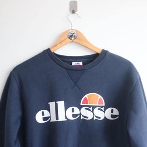 Ellesse Spellout Coloured Sweater (M)