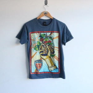 Vintage Obey Imperial Glory Graphic T-Shirt (S)