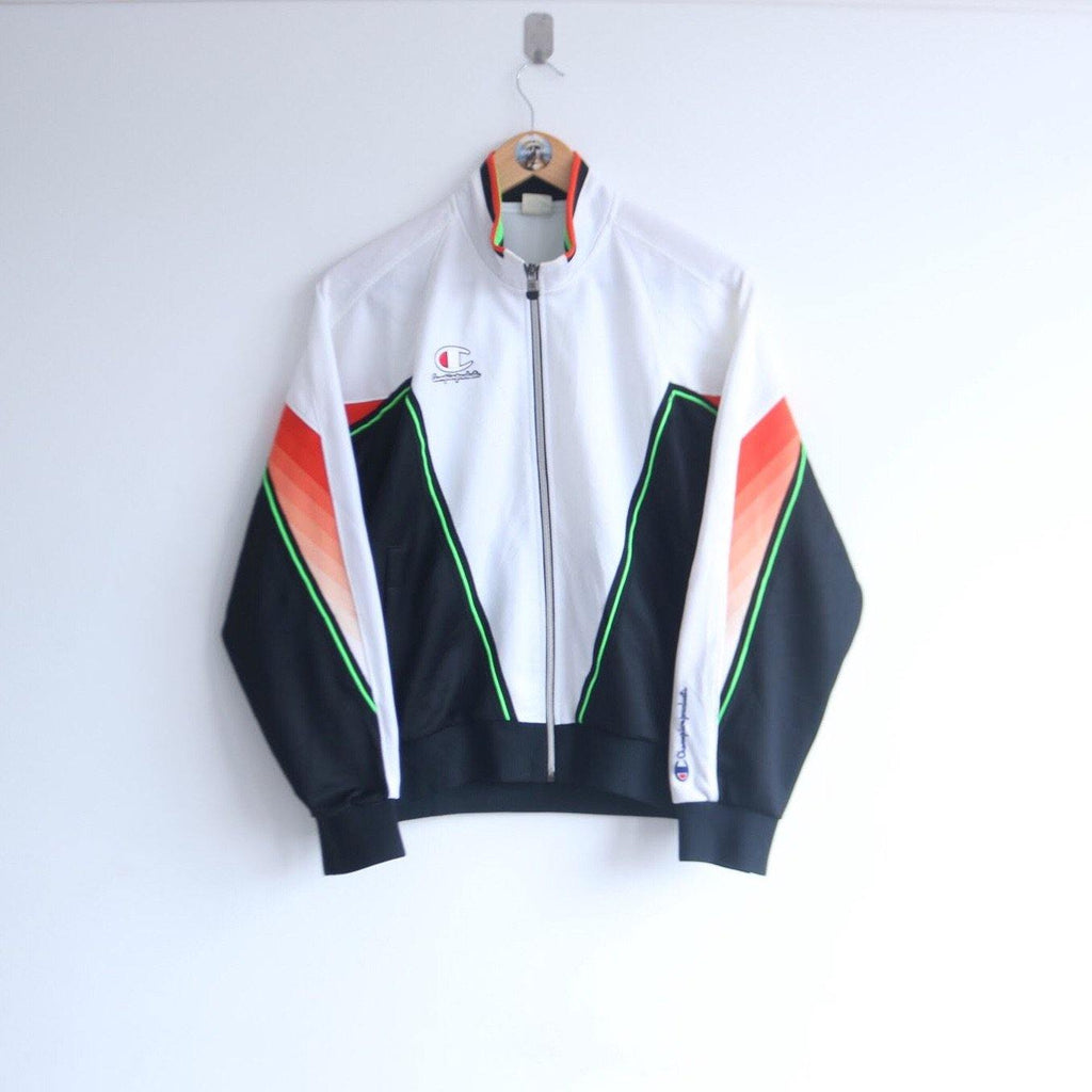 Vintage Champion Sunset Gradient Zip Up (S)