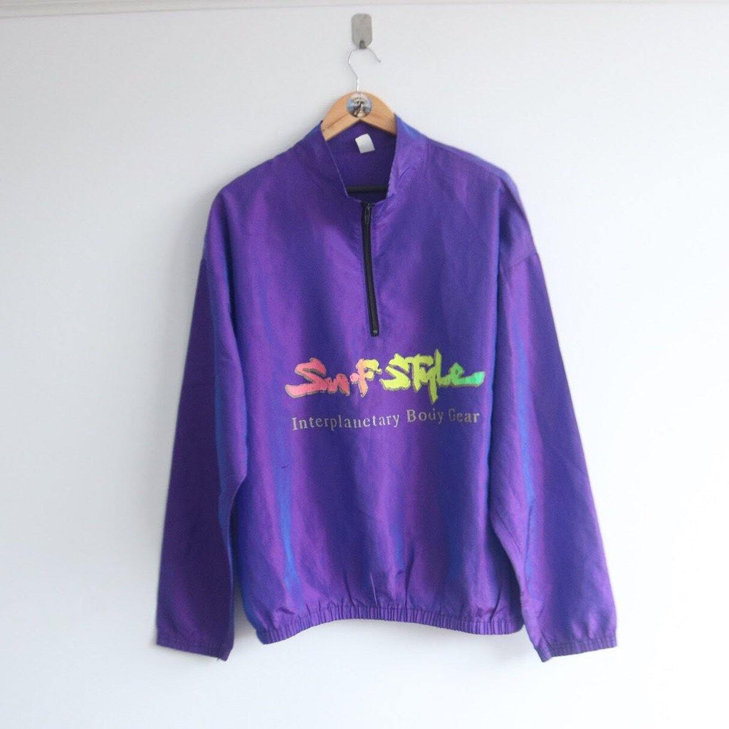 Surf Style Multi Coloured Windbreaker (One Size fits All)