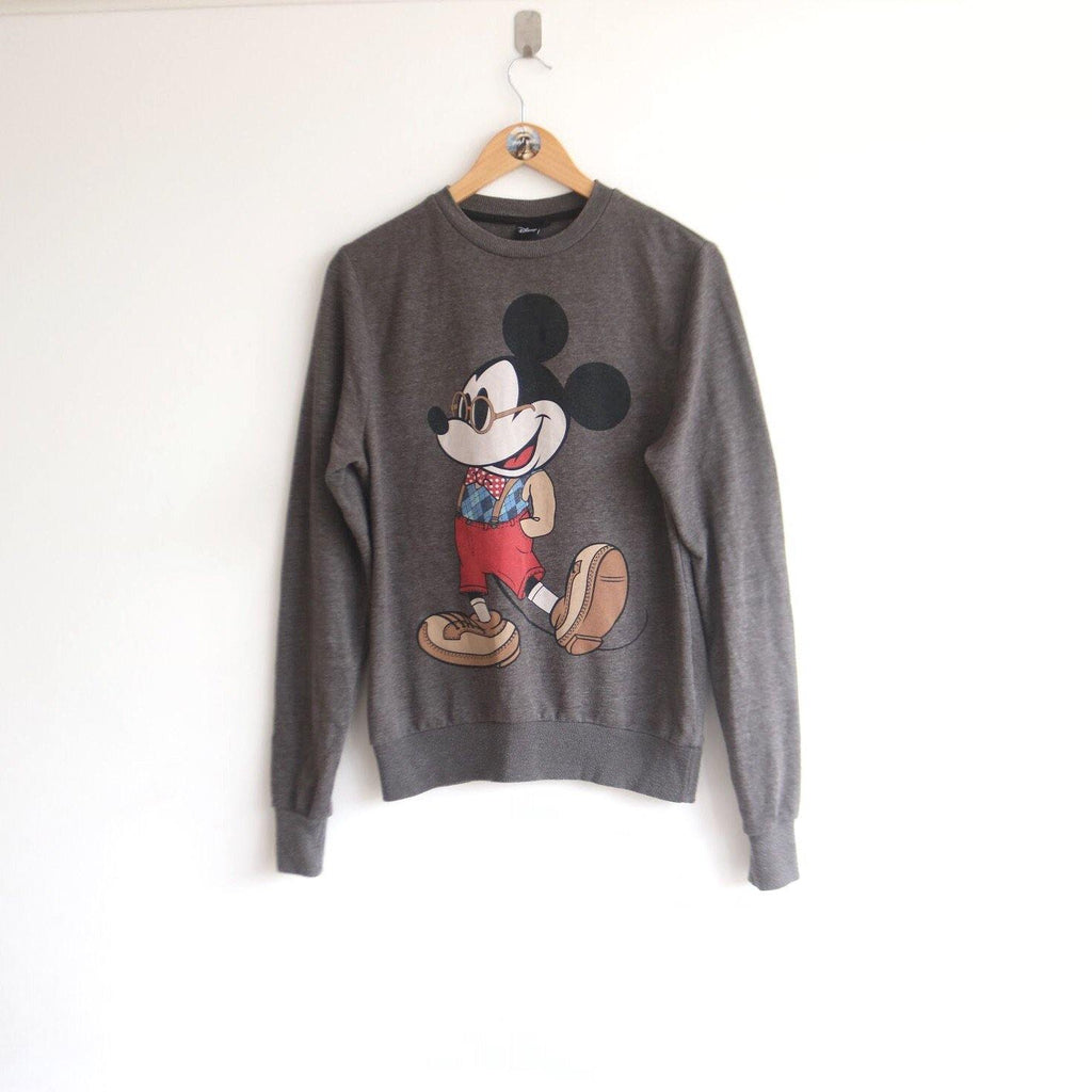Vintage Mickey Mouse Sweater (M)