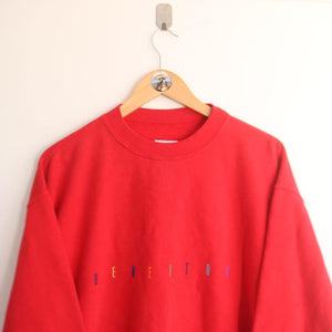 Vintage United Colours of Benetton Sweater (M)