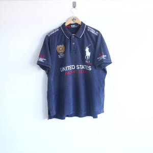 Vintage Ralph Lauren 2011 Racing Team USA (L)