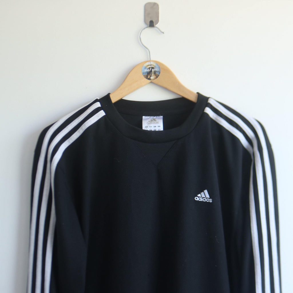 Vintage Adidas Essential Tre Sweater