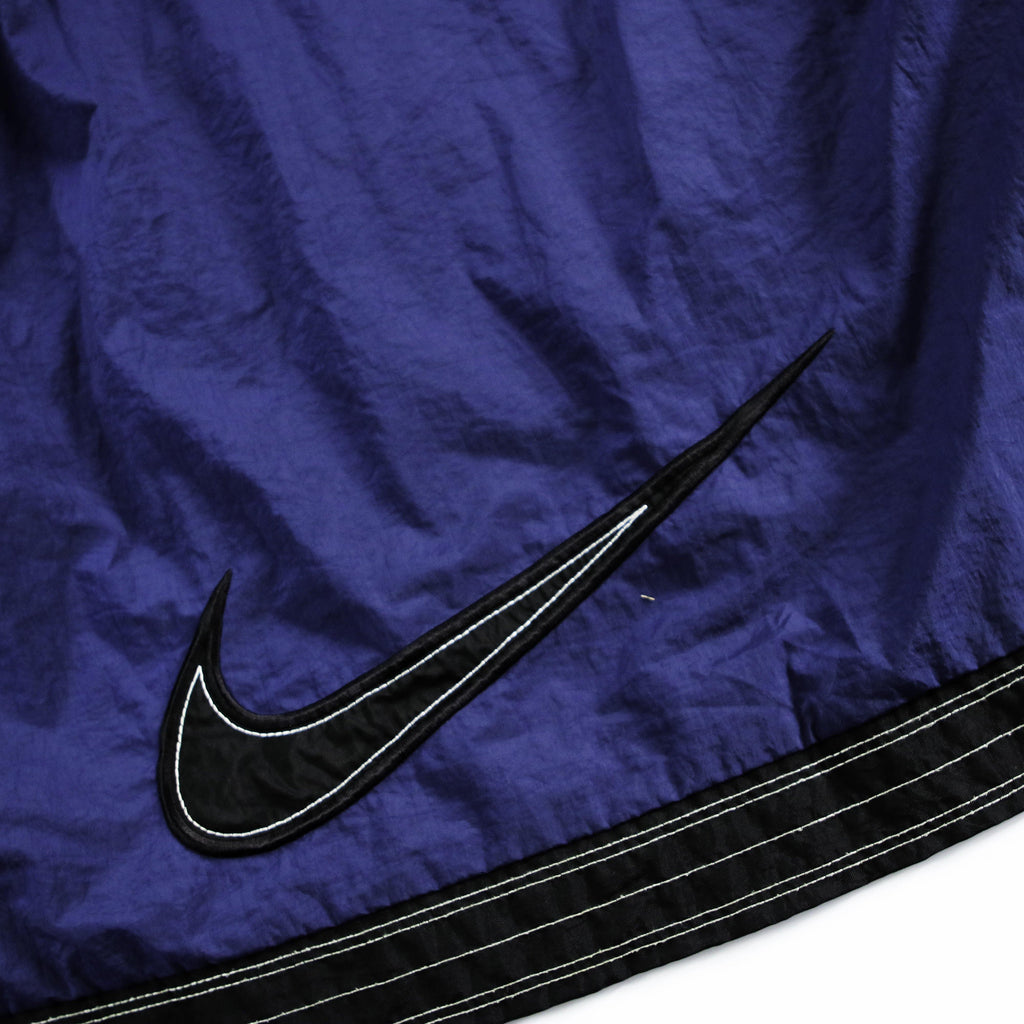 NIKE SWOOSH TWO -TONE JACKET - Thrifty Towel