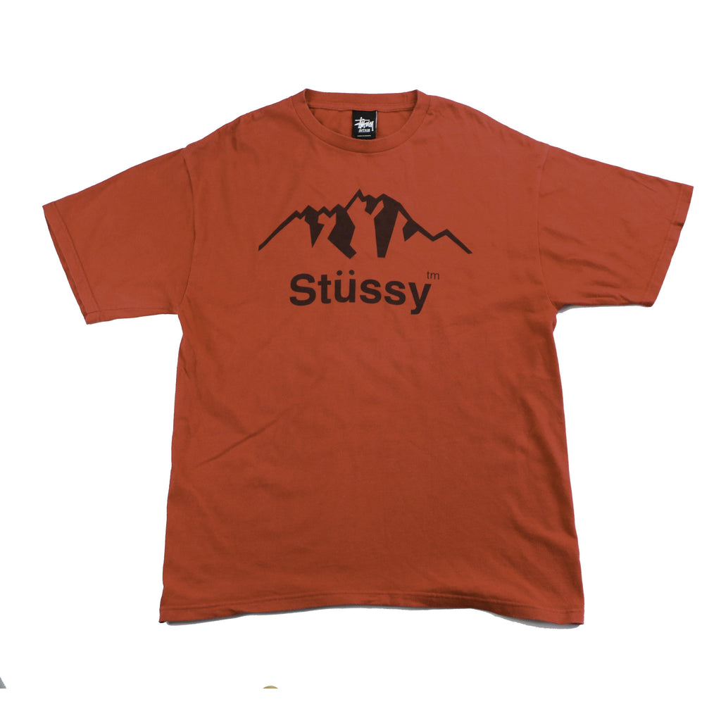 STUSSY MOUNTAIN TEE - Thrifty Towel