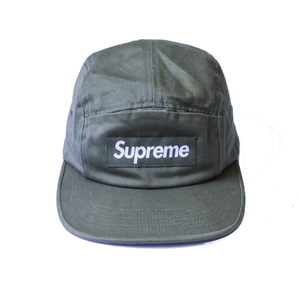 SUPREME WORLD FAMOUS MILITARY CAP - Thrifty Towel