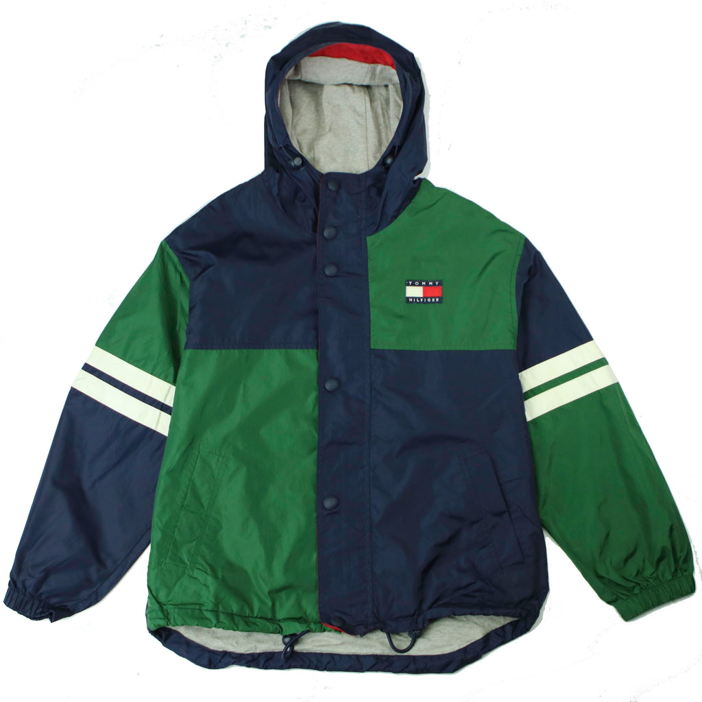 TOMMY HILFIGER BLOCK WINDBREAKER