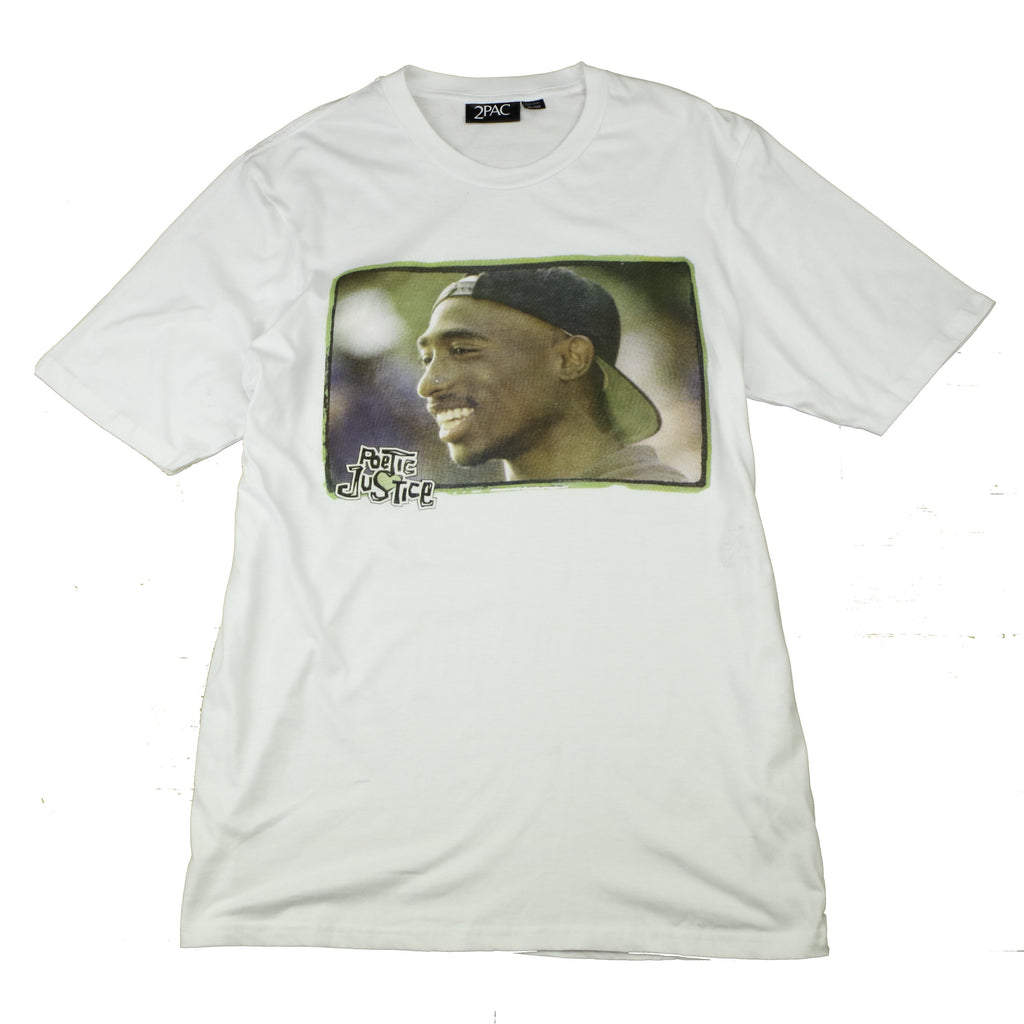 TUPAC POETIC JUSTICE TEE (XL) - Thrifty Towel