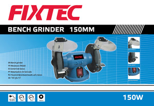 150W Professional Portable Mini 6 Inch Bench Grinder Sander