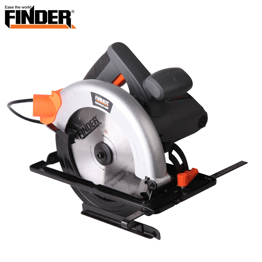Corded 1200W  Circular Saw with sliding table & 185mm Saw Blade
