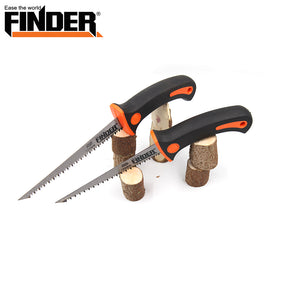 Heavy Duty Non-Stick Coating 65Mn Alloy Steel Balde Mini Hand Saw Pruning Saw