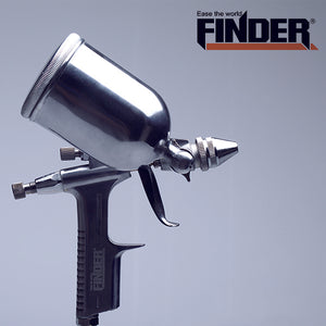 K-3A 200ml Cup Size High Quality Painting Spray Gun Airbrush