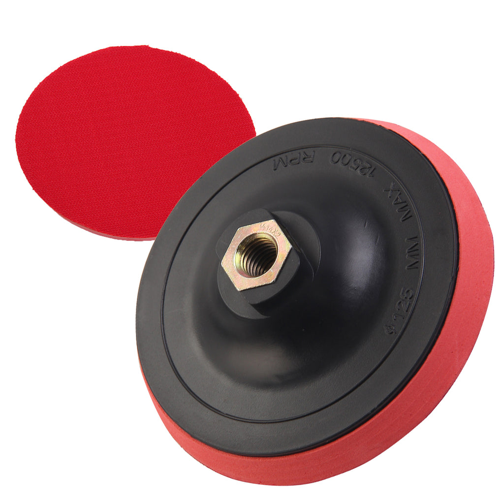Thread-Sanding Discs Polishing Sponge  100MM /M10