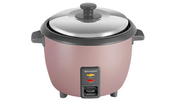 SHARP 1L KSH108PK RICE COOKER