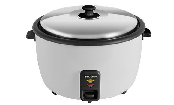 SHARP 4.5L KSH458CWH RICE COOKER