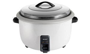 SHARP 6.6L KSH668CWH RICE COOKER