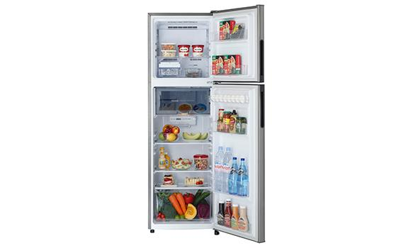 Sharp 320 Liter Smile Refrigerator