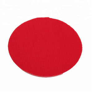 M10 Hook And Loop Plastic Backing Pad For Angle Grinders 100mm