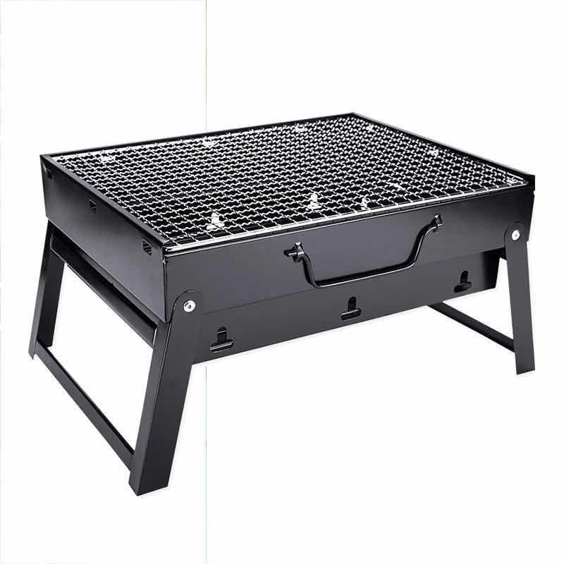Portable Foldable Outdoor BBQ Grill Camping Picnic BBQ Party Grill