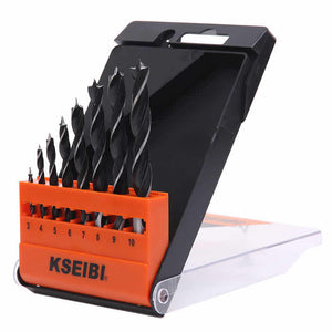 8 PCS Wood drill bit set