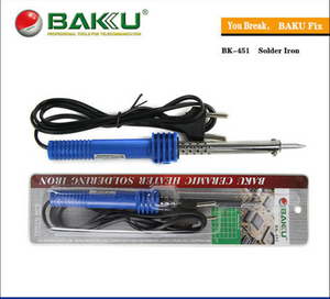 Electric Soldering Iron handle 40W electric iron BK 451