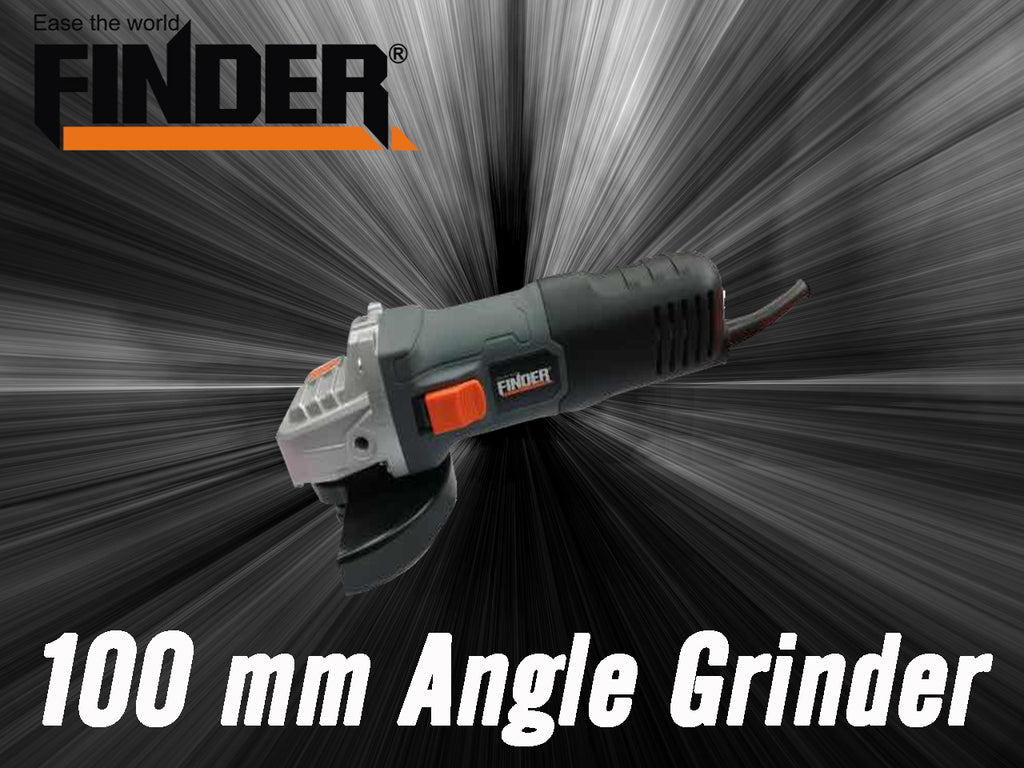 High Quality 100mm Angle Grinder 600W
