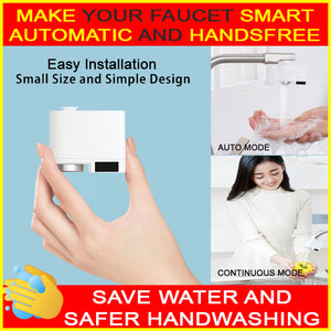 Premium Automatic Smart Water Saver with 2 modes Infrared Sensor