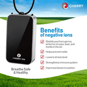 Cherry ION - Personal Air Purifier