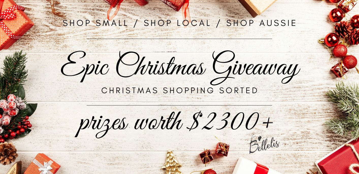 Epic Christmas Giveaway 2019