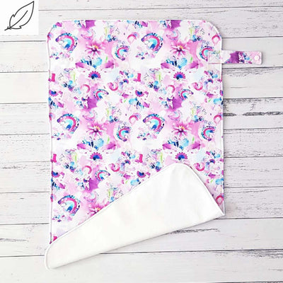 Absorbent, Unique and Stylish nappy change mat - Bellelis Australia