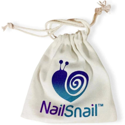 Nail Snail ™ 3-in-1 baby nail trimmer