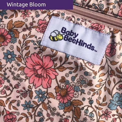 Double Pocket Wet Bag - Baby Beehinds