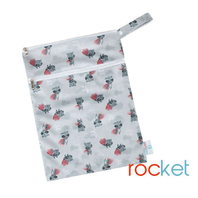 Double Pocket Wet bag - Bubblebubs - Bellelis Australia