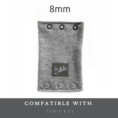 8 mm buttons Jamie Kay compatible Snap & Extend® - Bellelis Australia