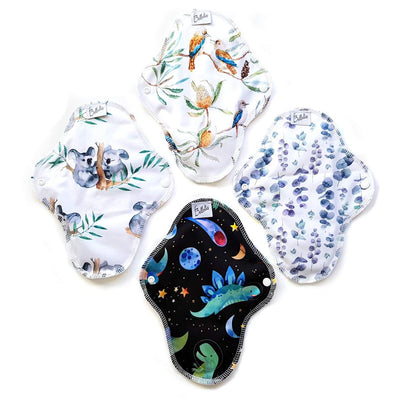 Bellelis Cloth Sanitary Pads - Handmade