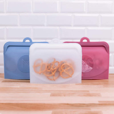 PACK & SNACK BAGS (2 pack) - MONTIICO