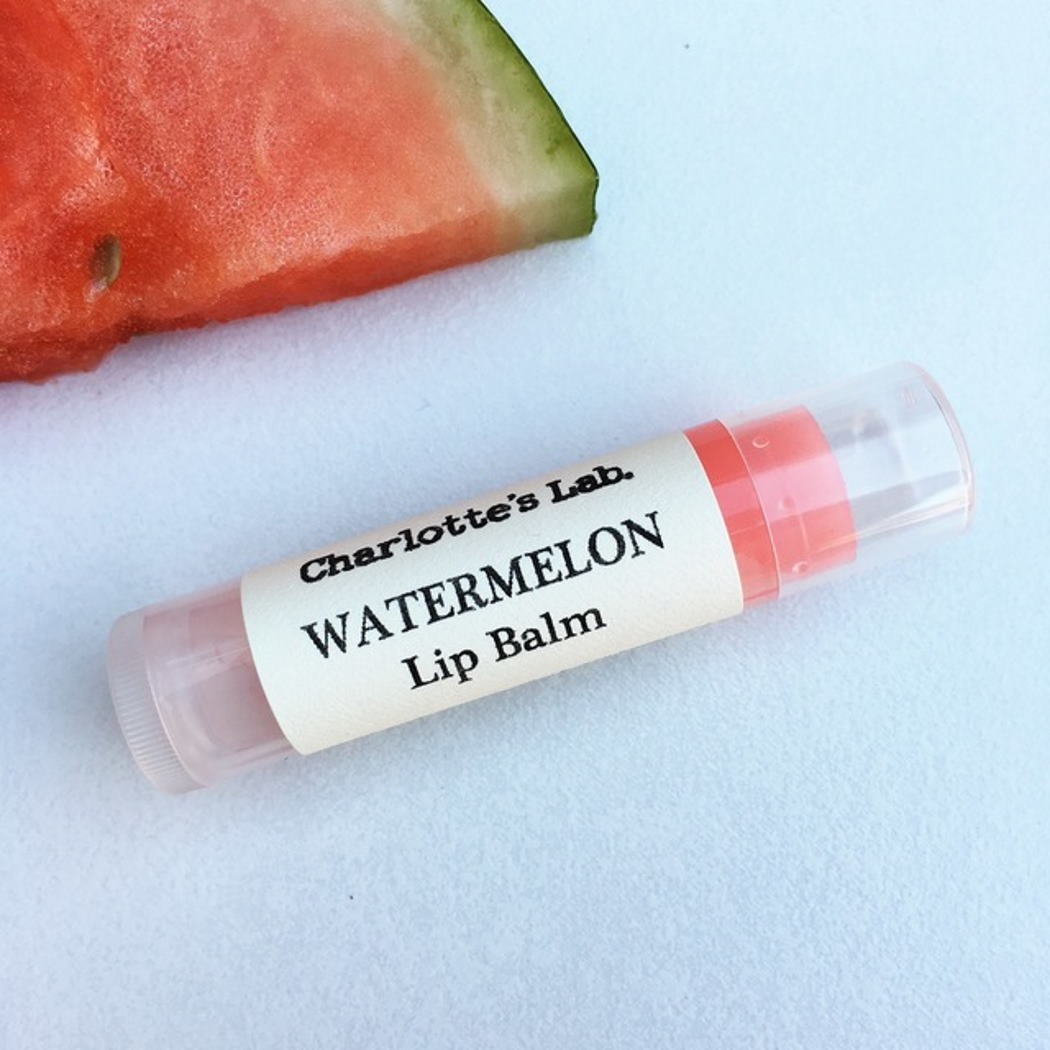 Lip Balm - Charlotte's Lab (Vanilla & Watermelon)