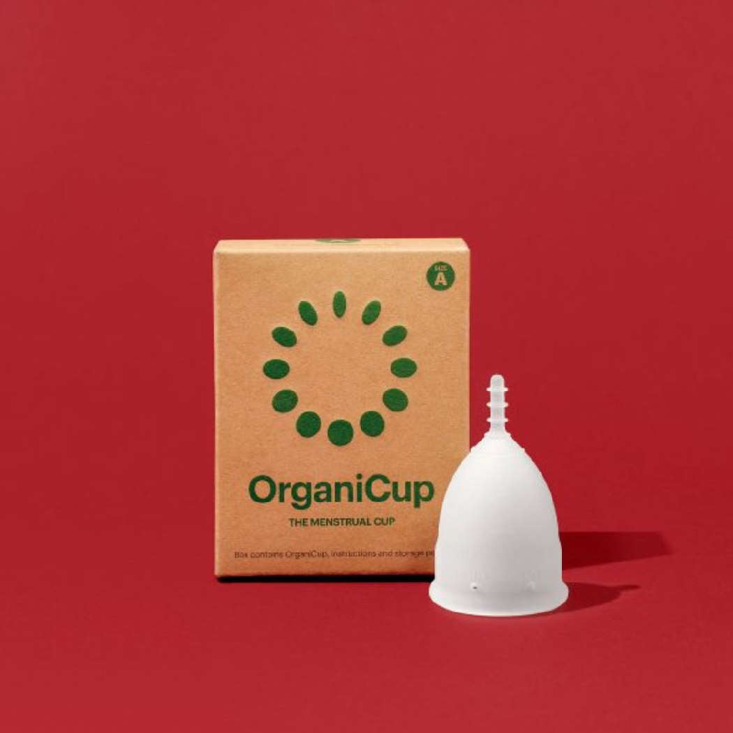 OrganiCup The Menstrual Cup - Bellelis Australia