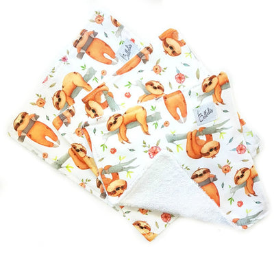 Small Matching Gift Pack - Change mat + cloth wipes - Bellelis Australia