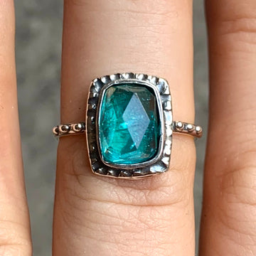 PRE-ORDER FOR KK- Apatite Ring Sz 8