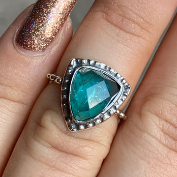 PRE-ORDER FOR MARCY- Apatite Ring Sz 5