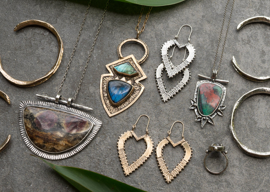 Handmade Jewelry Collection