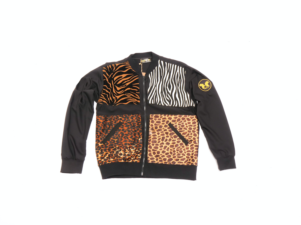 Chiquita - Safari Animal Print Jacket (10 TREES)