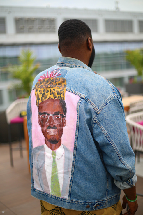 Lumumba Upcycled Jacket