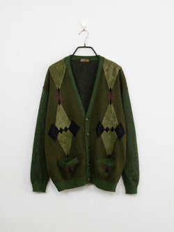 Cardigan de Malha Eat your Greens – L